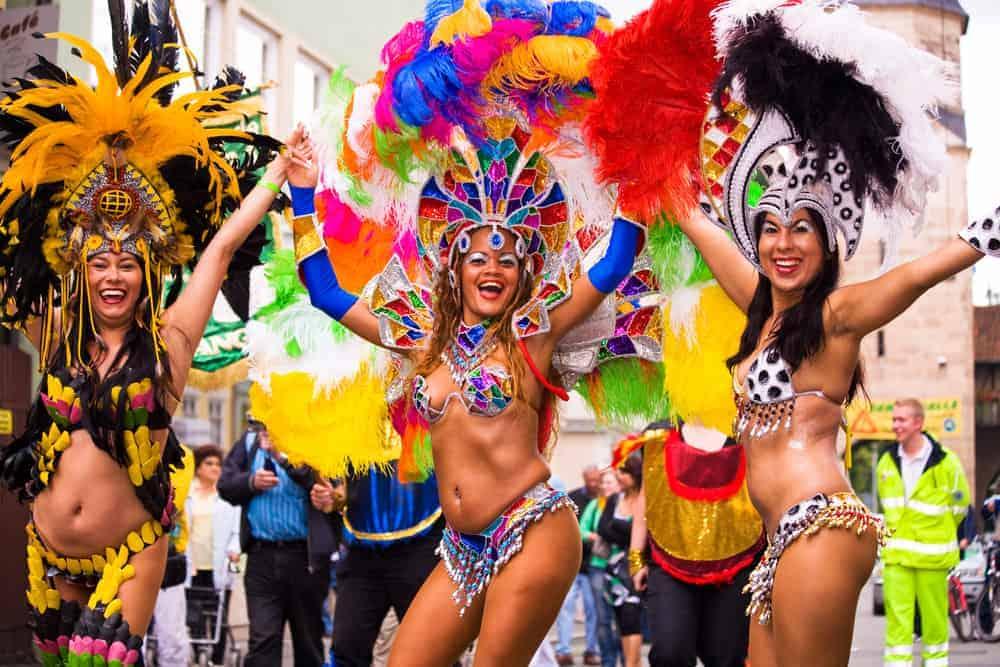 peformance samba