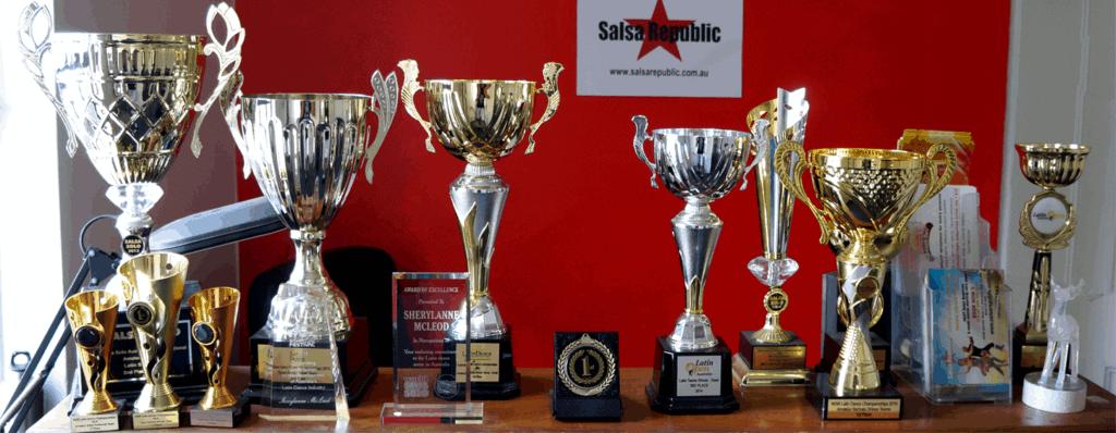 sheryllanne mcleoud trophies